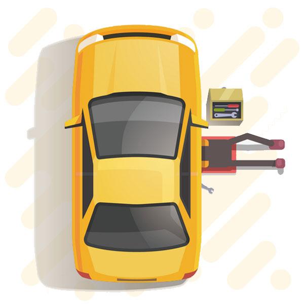 تعویض پمپ بنزین