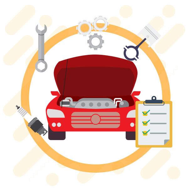 سرویس فصلی خودرو