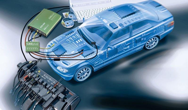 برنامه ریزی ECU خودرو
